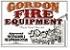 Gordon Fire Equipment Jobs