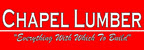 Chapel Lumber Jobs
