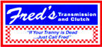 Fred's Transmission & Clutch Jobs