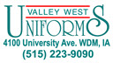 Valley West Uniforms 274955