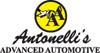 Antonelli's Advanced Automotive Jobs