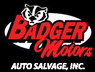 Badger Motors Auto Salvage, Inc. Jobs