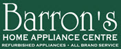 BARRON'S HOME APPLIANCE CENTRE Jobs
