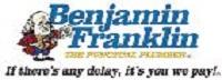 Benjamin Franklin Plumbing Jobs