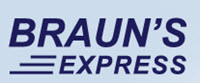 Braun's Express Jobs