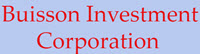 Buisson Investment Corporation