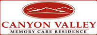 Canyon Valley Memory Care Jobs
