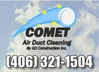 Comet Air Duct Cleaning