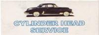 Cylinder Head Service, Inc