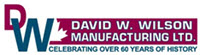 David W. Wilson Manufacturing Ltd. Jobs