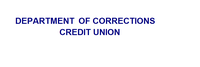 Department of Corrections Credit Union 3272598