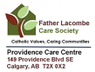 Father Lacombe Care Society Jobs