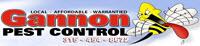 Gannon Pest Control Jobs