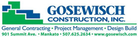 Gosewisch Construction Inc Jobs