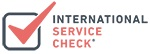 International Service Check Jobs