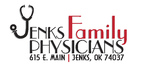 Jenks Family Physicians Jobs