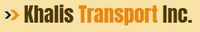 Khalis Transport Inc Jobs
