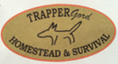 Trapper Gord Homestead and Survival