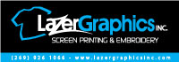 See all jobs at Lazer Graphics