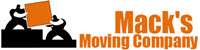 Mack's Moving Company Jobs
