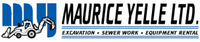 Maurice Yelle Excavation & Snow Removal Ltd. Jobs