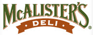 See all jobs at McAlister's Deli/ Bruckel-Del Goup, LLC