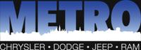 Metro Chrysler Dodge Jeep Ram Jobs