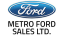 Metro Ford Sales Ltd. 666296