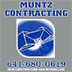 Muntz Contracting Jobs