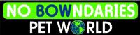 See all jobs at No Bowndaries Pet World