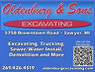 OLDENBURG AND SONS EXCAVATING