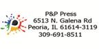 P & P Press Inc. Jobs