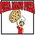 Pizza Man's Pizza