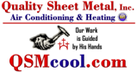 Quality Sheet Metal - Heating & Air Conditioning Jobs