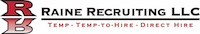 Raine Recruiting LLC Jobs