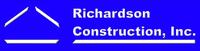 Richardson Construction, inc. Jobs