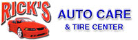 Ricks Auto Care and Tire Center, Inc Jobs