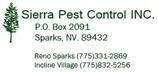 Sierra Pest Control Inc. Jobs