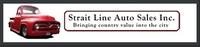 Strait Line Auto Sales Jobs