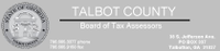 Talbot County Board of Tax Assessors