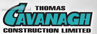 Thomas Cavanagh Construction Limited Jobs