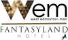 West Edmonton Mall/Fantasyland Hotel Jobs