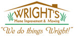 Wright's Home Improvement and Mowing, LLC Jobs